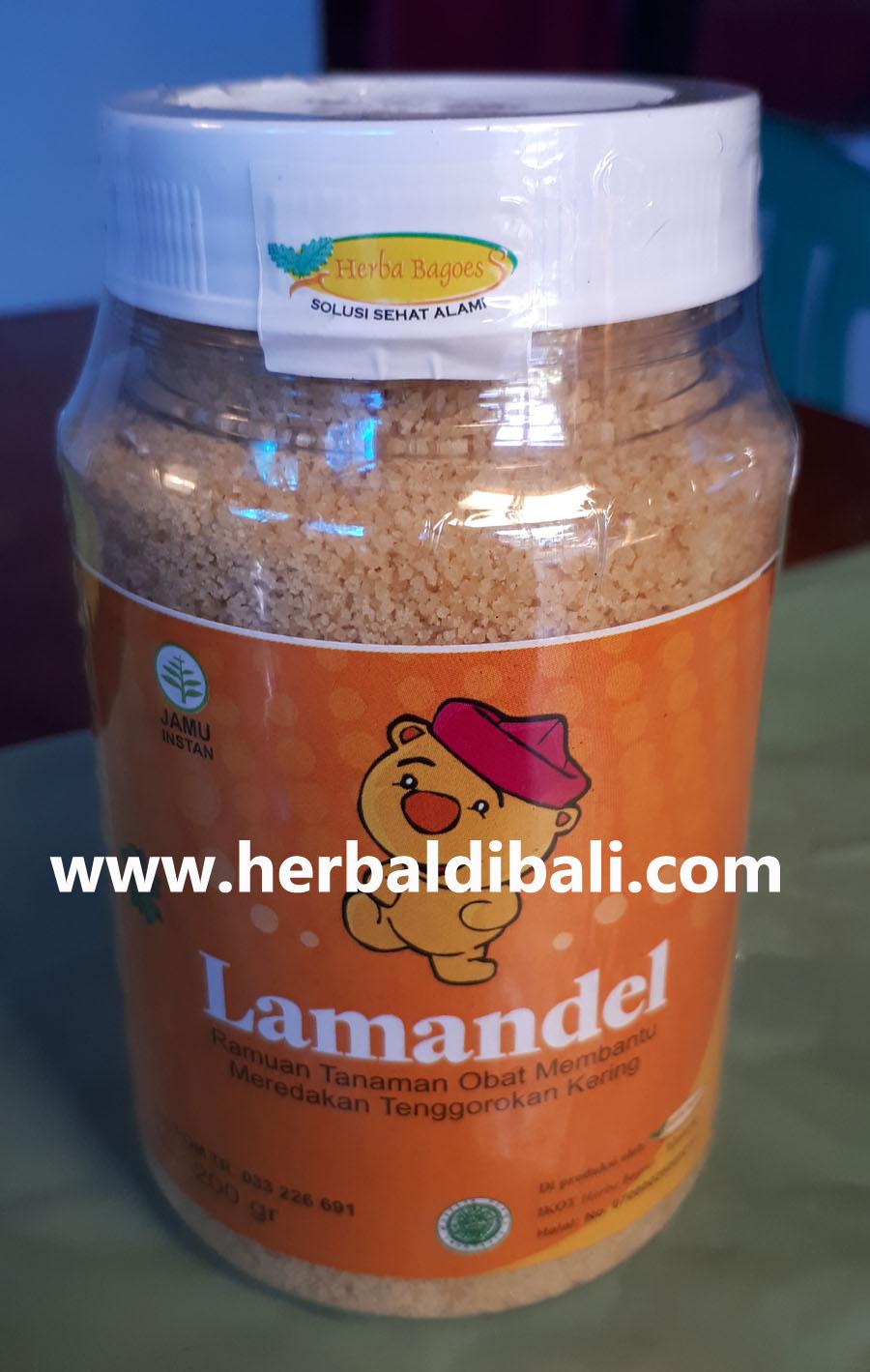 Jual Lamandel Di Denpasar Bali Produk Herbal Obat Amandel